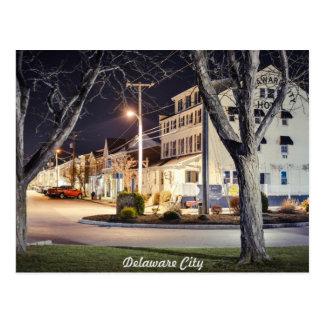 Delaware stad vykort
