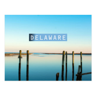 Delaware. Vykort