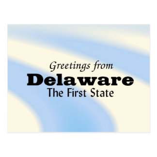 Delaware Vykort