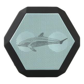 Delfin Svart Bluetooth Högtalare