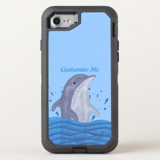 Delfinstänk OtterBox Defender iPhone 7 Skal
