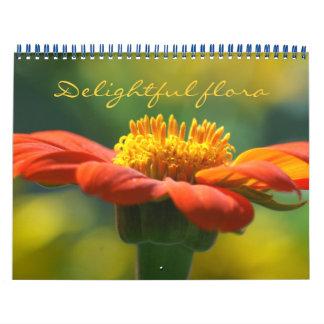 delighful floror - kalender 2018