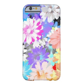 Delikat blommor barely there iPhone 6 fodral