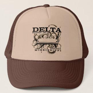 Deltan antecknar Inc Truckerkeps