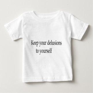 Delusional dräkt tee shirt