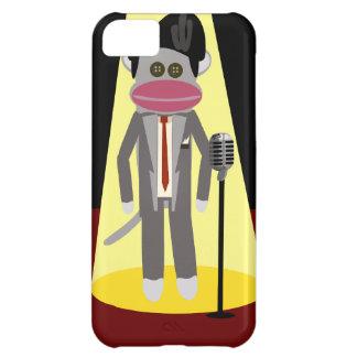 Deluxe Croonersock monkey iPhone 5C Fodral