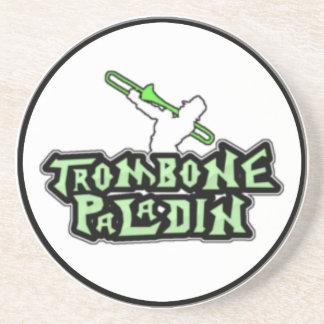 Deluxe TrombonePaladinlogotyp Underlägg