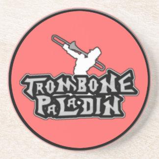 Deluxe TrombonePaladinlogotyp Underlägg Sandsten