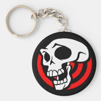 Dem ben Keychain Rund Nyckelring