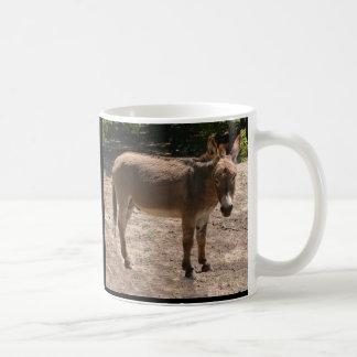 Demokratisk åsna kaffemugg
