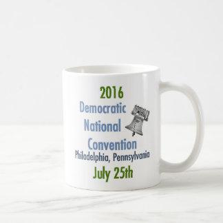 Demokratisk regel kaffemugg