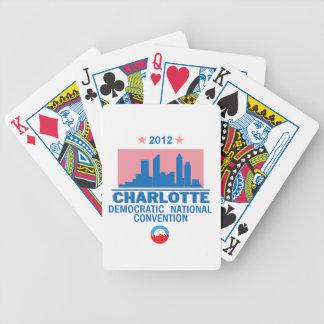 Demokratisk regel spelkort