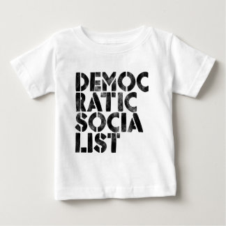 Demokratisk socialist t-shirt