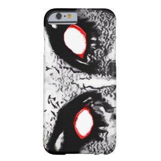 Demonen synar Airbrushkonst Barely There iPhone 6 Skal
