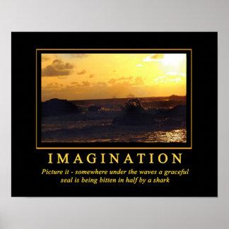 Demotivational poster… fantasi poster