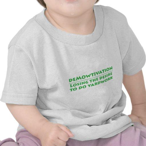 Demowtivation Tee Shirts