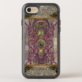 Demynthe Charda Monogram flickaktigt OtterBox Symmetry iPhone 7 Skal