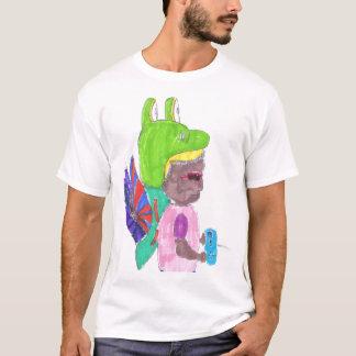 Den 1st designen för video Gamer T Shirts