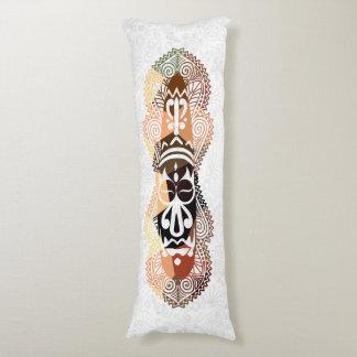 Den Aboriginal/afrikanen fauxen maskerar Kroppskudde