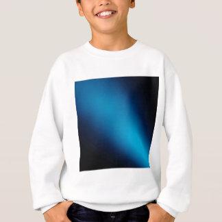 Den abstrakt kristallen reflekterar flammar t-shirt