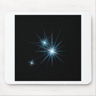 Den abstrakt kristallen reflekterar gnistran mus mattor