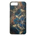 Den abstrakt mosaiken slösar iPhonen 7 Pluss
