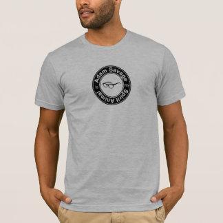 Den Adam vilden är mitt andedjur T Shirts