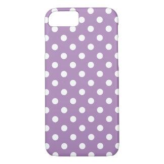 Den afrikanska violetta purpurfärgade polkaen