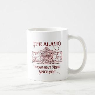 Den Alamo källare Kaffemugg