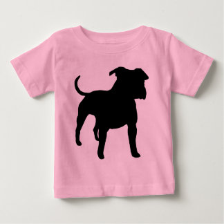 Den amerikanStaffordshire terrieren utrustar T Shirt