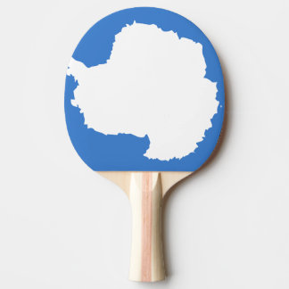 Den Antarktis pingen Pong paddlar Pingisracket