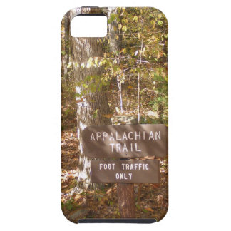 den appalachian slingan undertecknar den tough iPhone 5 fodral