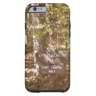 den appalachian slingan undertecknar den tough iPhone 6 fodral
