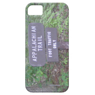 den appalachian slingavandringsledet undertecknar barely there iPhone 5 fodral