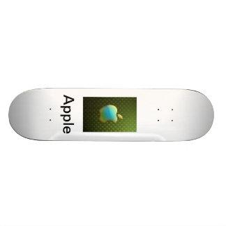 Den Apple skridskon stiger ombord Skateboard Bräda 21,5 Cm
