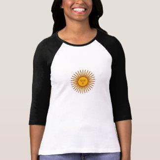 Den Argentina solen av kan symbolT-tröja Tshirts