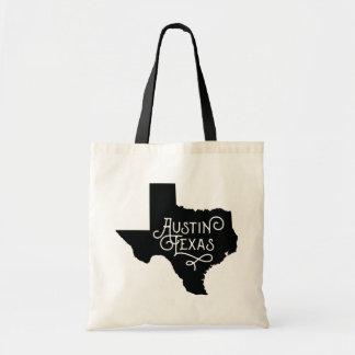 Den art décostilAustin Texas totot hänger lös - Tygkasse