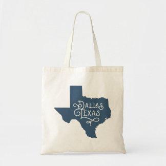 Den art décostilDallas Texas totot hänger lös - Tygkasse