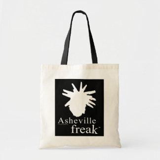 Den Asheville freakstashen hänger lös Tygkassar