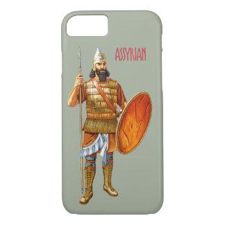 Den assyriska telefonen för krigareiPhone 7 täcker