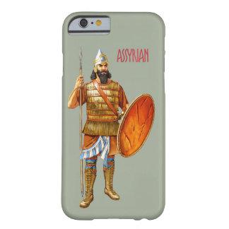Den assyriska telefonen för krigareiPhonen 6/6s Barely There iPhone 6 Fodral