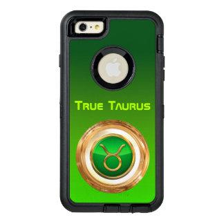 Den astrologiska Oxen undertecknar OtterBox Defender iPhone Skal