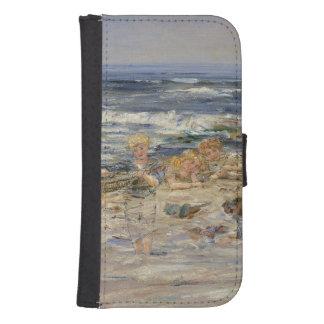 Den atlantiska surfan, 1899 (olja på kanfas) plånbokskydd för galaxy s4