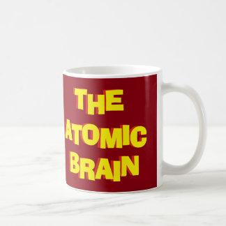 Den atom- hjärnan kaffemugg