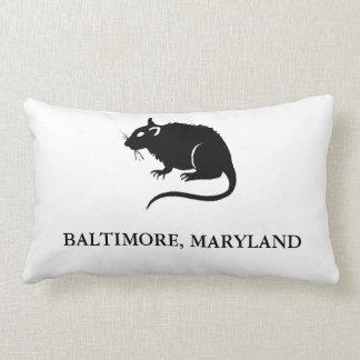 Den Baltimore Maryland lumbaren kudder Lumbarkudde