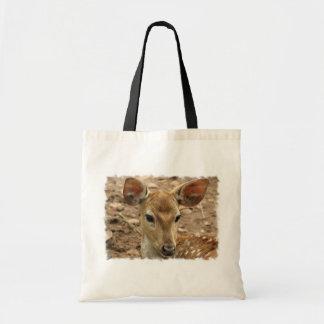 Den Bambi hjorttotot hänger lös Tote Bag