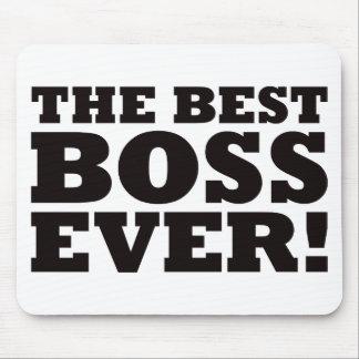 Den bäst chefen någonsin mus mattor