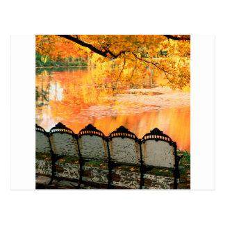 Den bäst hösten placerar i huset Louisville Vykort