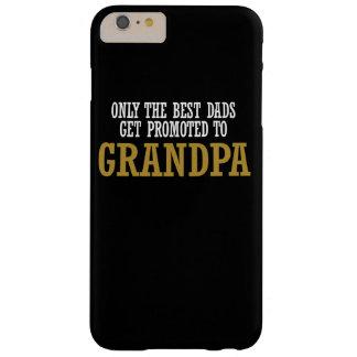Den bäst pappor får främjad till MORFADERN Barely There iPhone 6 Plus Fodral