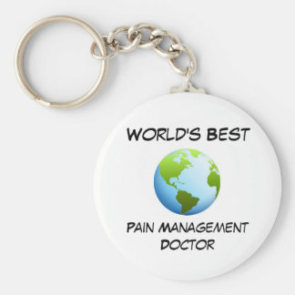Den bäst världen smärtar ledningdoktorn rund nyckelring